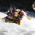 rafting - fiume Noce