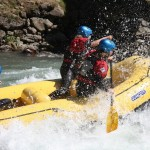 rafting Val di Sole 2010